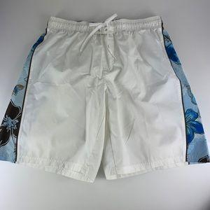 NWOT Reebok Large 36 - 38 Swim Trunks